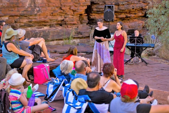 2018 Karijini Experience - The World