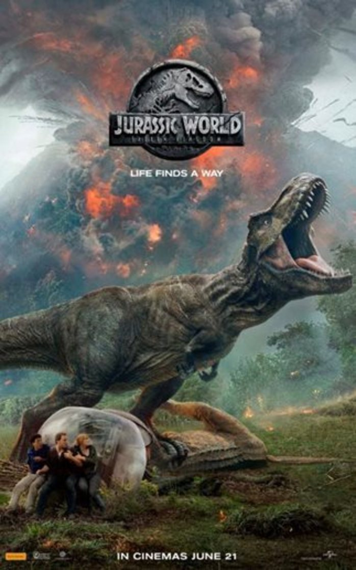Advance Screening Jurassic World Fallen Kingdom
