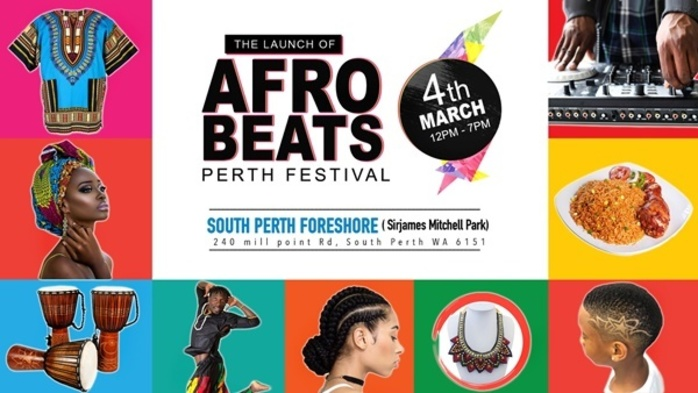 Afro Festival Perth and Afro Sunday Sesh