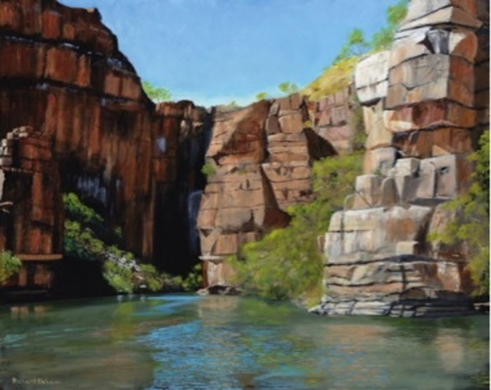 Alfred Cove Art Society Awards Exhibition 2018