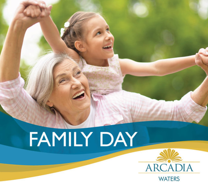 Arcadia Waters Swanbourne Family Day