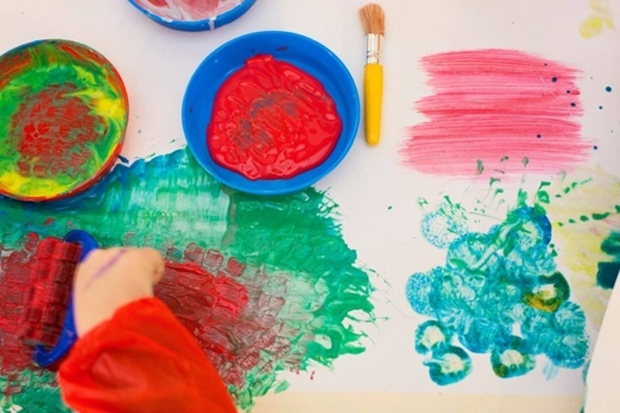 Art Play For Young Children