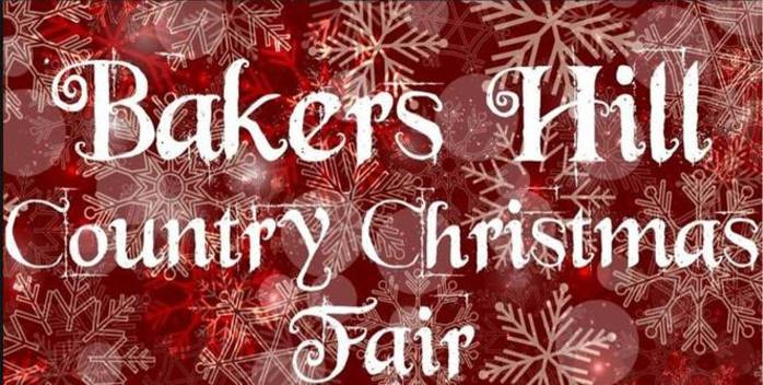 Bakers Hill Country Christmas Fair