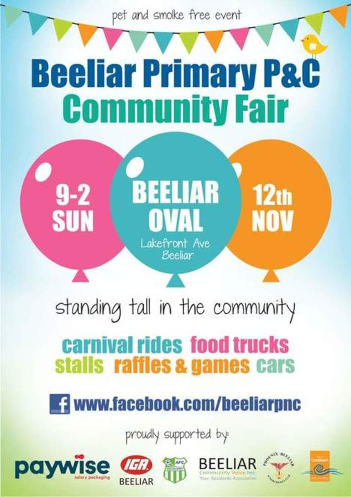 Beeliar Primary Community Fair