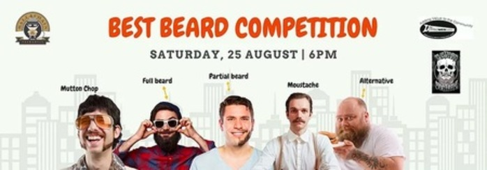Best Beard Competition