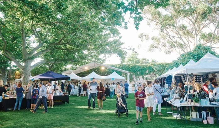 Christmas Bazaar at Fremantle Arts Centre