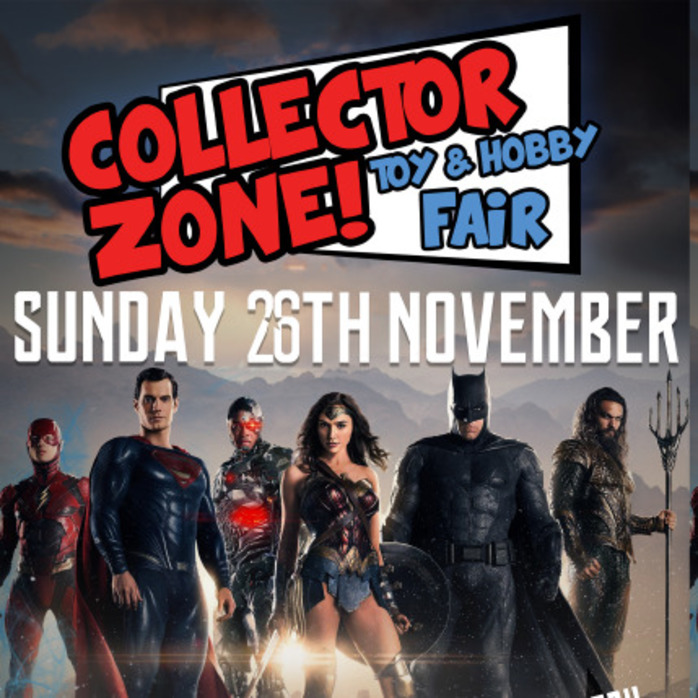 Collector Zone Toy Hobby Fair