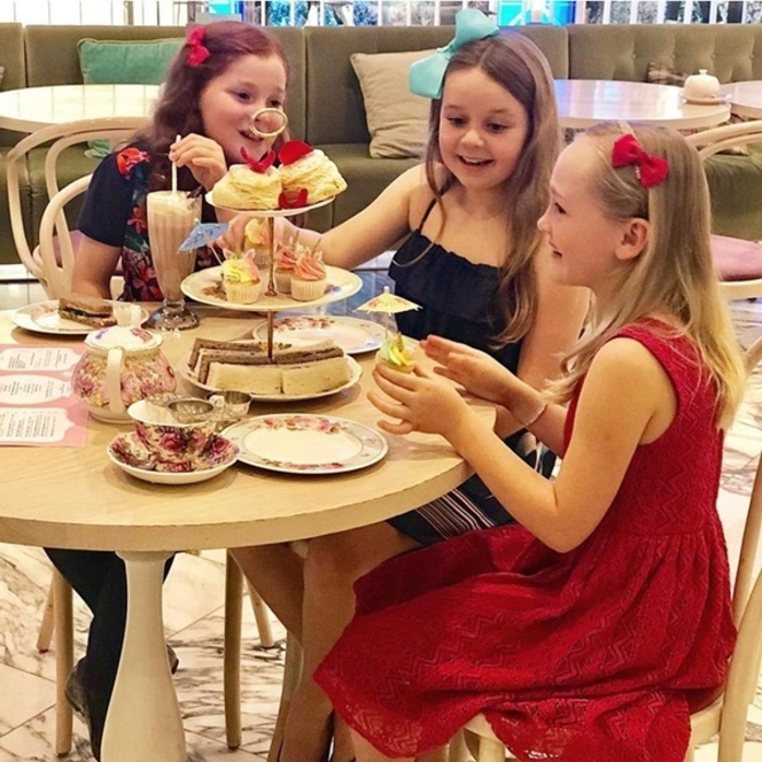 Enchanted Children's High Tea