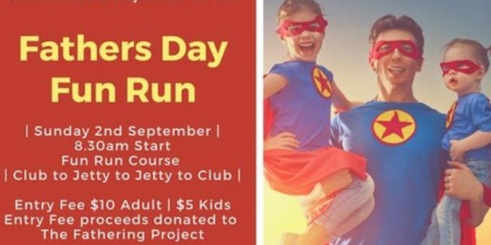 Father's Day Fun Run