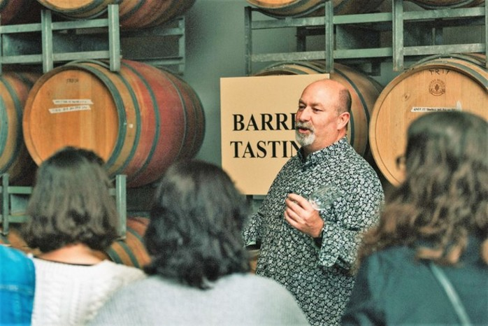 Festival of the Grape at Faber Vineyards
