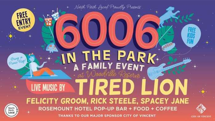 Free entry: 6006 In The Park