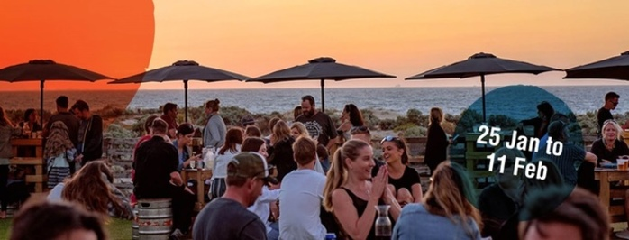 Free entry: Sunset Veranda Opening Night