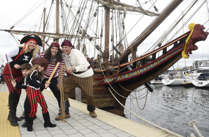 Free: Pirate Day at East Fremantle Yacht Club
