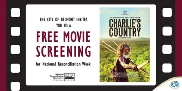 Free Screening of Charlie's Country at Reading Cinemas Belmont