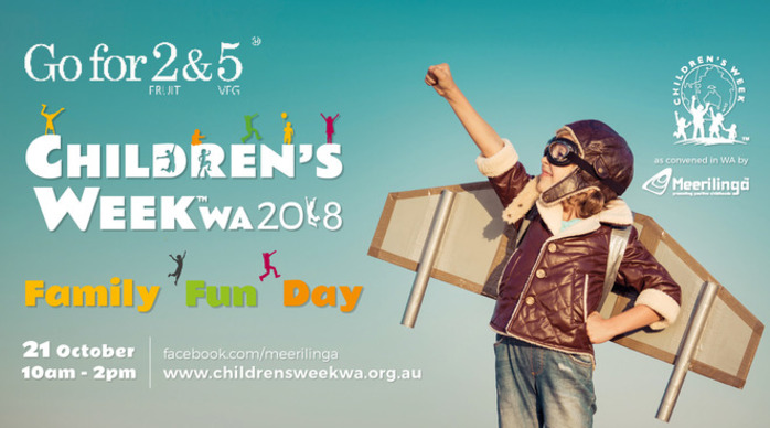 Go for 2 5 Children's Week Family Fun Day