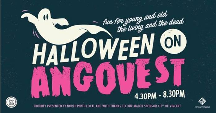Halloween on Angove St - Free Entry