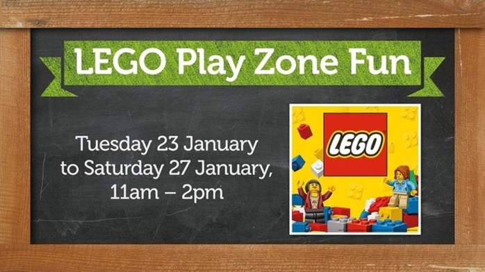 LEGO Play Zone Fun