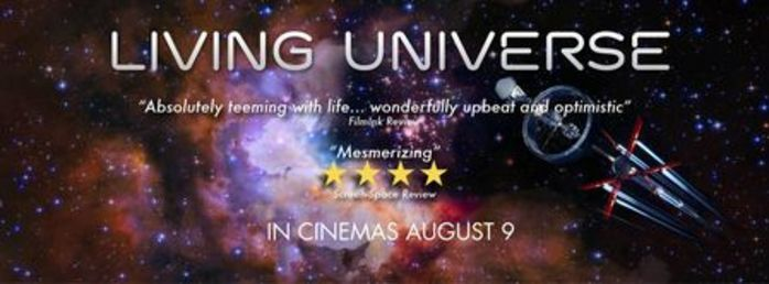 Living Universe - QA Special Event with NASA Scientists