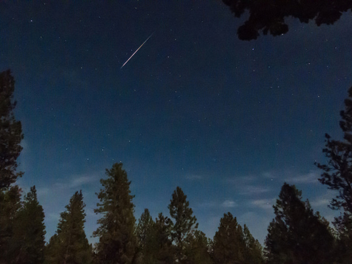 Lyrids Meteor Shower April 2018