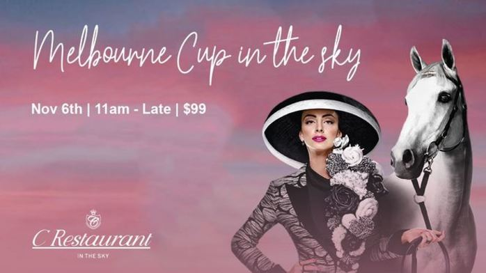 Melbourne Cup Day at The C Restaurant