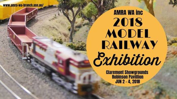 Model Railway Exhibition 2018