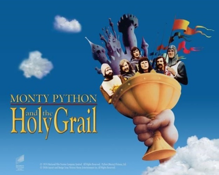 Monty Python and the Holy Grail Interactive Movie Screening