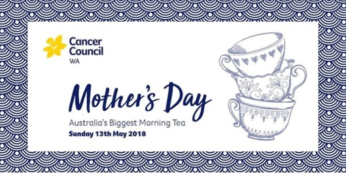 Mother's Day - Australia's Biggest Morning Tea