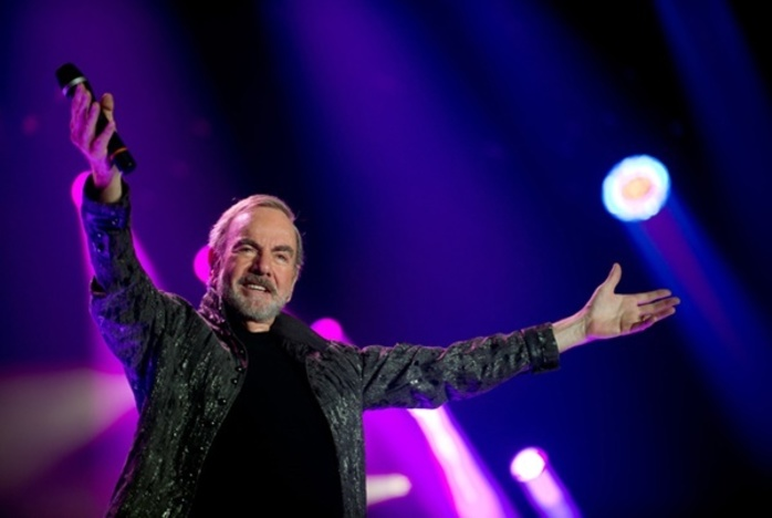 Neil Diamond 50th Anniversary Tour - Sandalford Winery