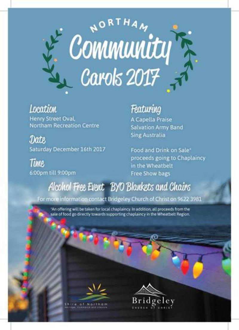 Northam Christmas Carols - Northam Christmas Carols