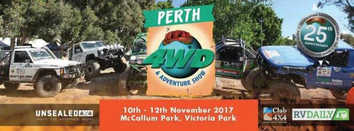 Perth 4WD and Adventure Show 2017