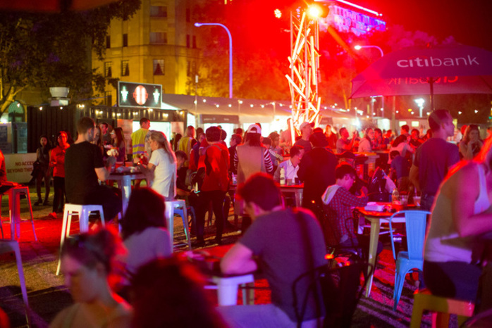 Perth Night Noodle Markets 2018