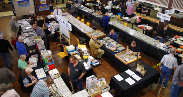 Perth Stamp Coin Show 2018