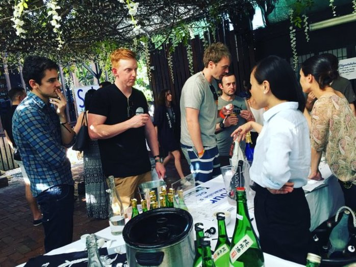 Perth Summer Sake Festival