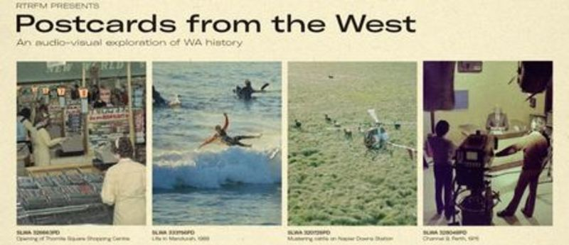 Postcards From the West - Postcards From the West