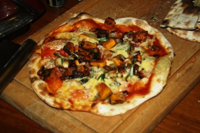 Pruning for Pizza - Pruning for Pizza