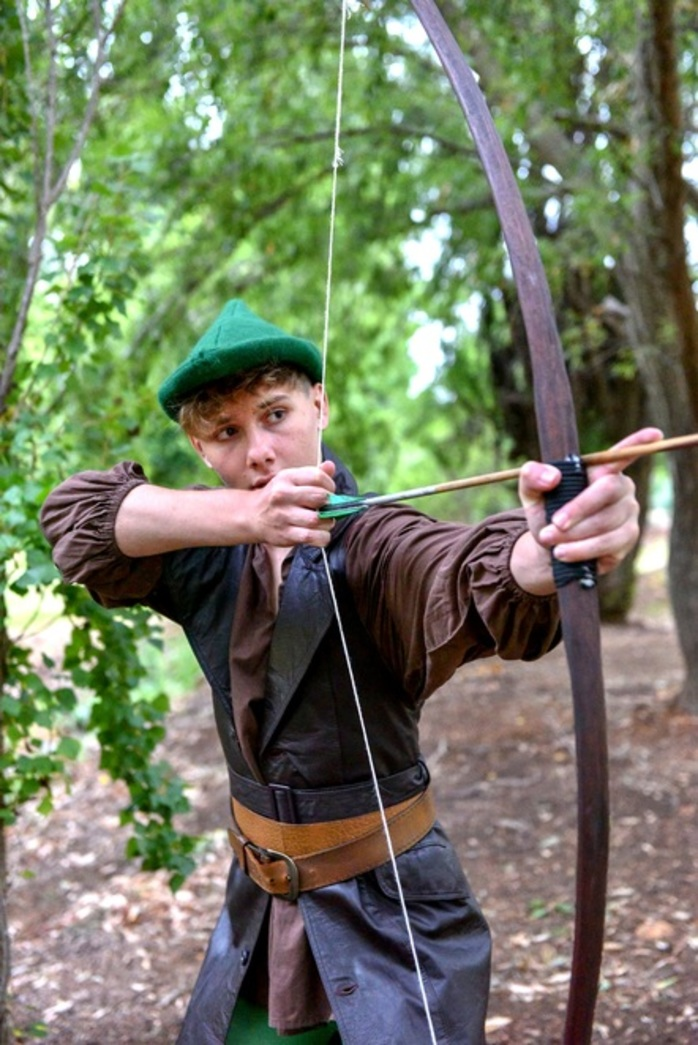 Robin Hood and The Truth Behind The Green Tights at Roleystone Theatre