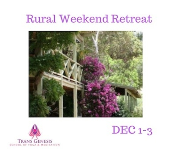 Rural Weekend Retreat