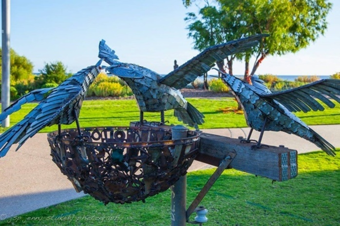 Sculpture by the Bay and Dunsborough Arts Festival