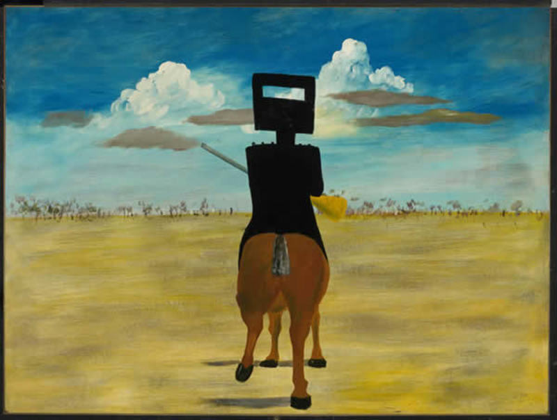 Sidney Nolan's Ned Kelly Series - Sidney Nolan's Ned Kelly Series