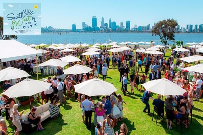 South West in the City Food Wine Festival