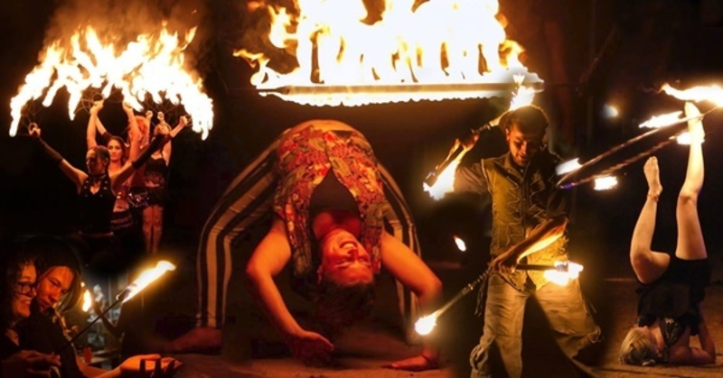 SpunOut 2017 Fire and Circus Festival - SpunOut 2017 Fire and Circus Festival