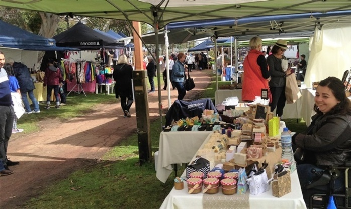 Stirling Square Markets