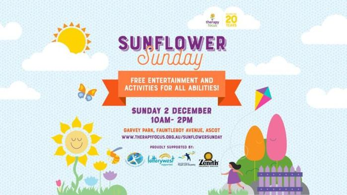 Sunflower Sunday - Free Family Fun Day