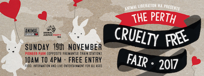 The Perth Cruelty Free Fair 2017