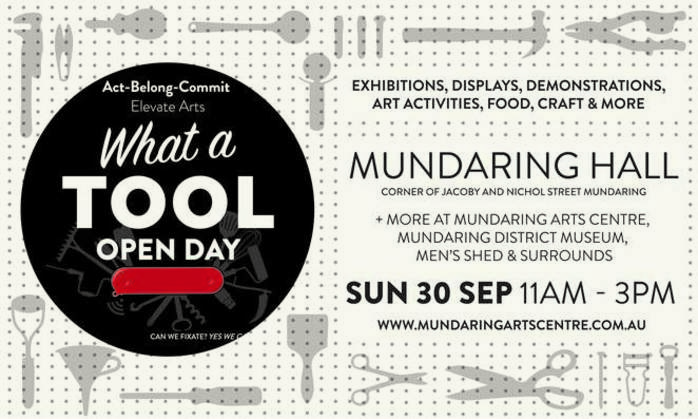What a Tool - Open Day Mundaring